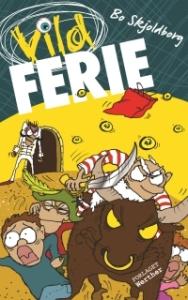 Sjove bøger for børn. Vild ferie (Vild-bog 2) - af Bo Skjoldborg