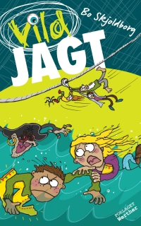Vild jagt af Bo Skjoldborg, læs gratis, spændende børnebog, sjove bøger