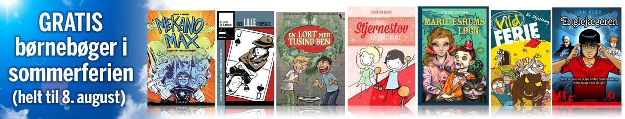 Gratis børnebøger
